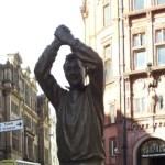 Historias de Nottingham: Brian Clough