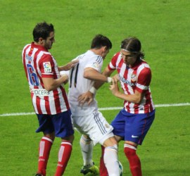 El Atlético de Madrid busca el día de los Oscars la revancha por el mazazo de la Copa del Rey - FOTO: LauraHale