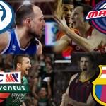 La Lliga Endesa 2015/16 dels equips catalans i Andorra