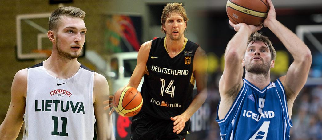 Collage Eurobasket