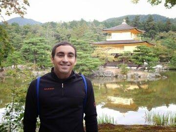 Templo dorado en Kioto
