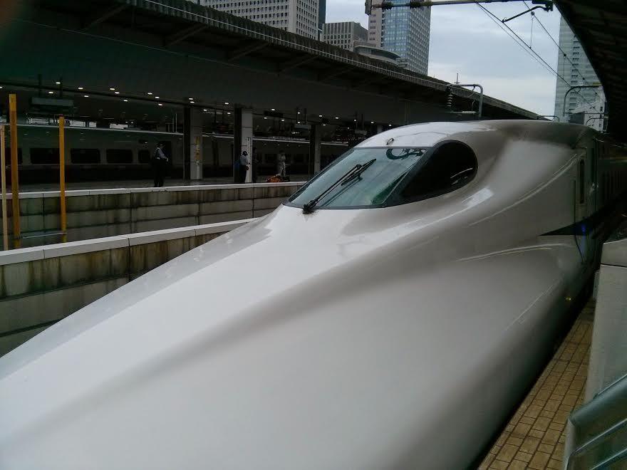 Tren Bala Japón - Shinkansen