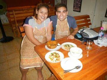 Clases de cocina tailandesa