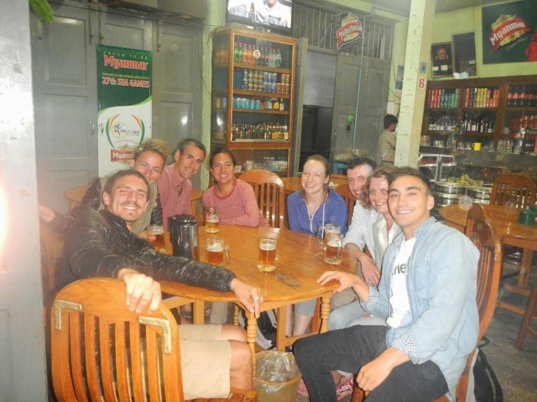Bar Inle