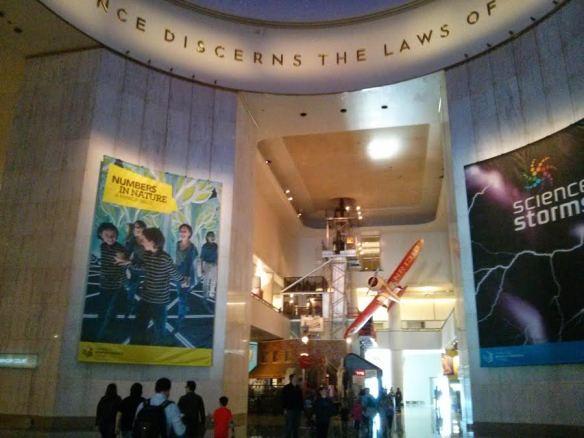 Museo de Ciencia e Industria de Chicago