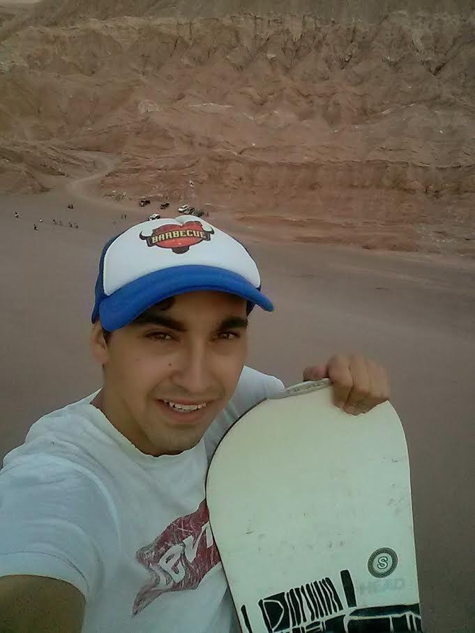 Sandboarding, San Pedro de Atacama