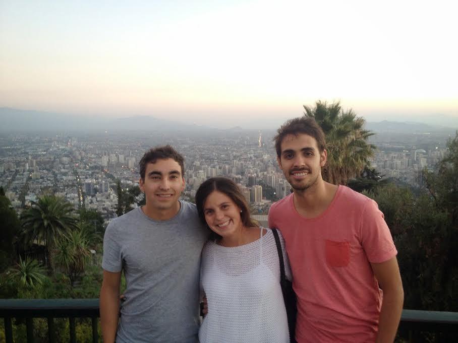 Mis mejores amigos en Chile