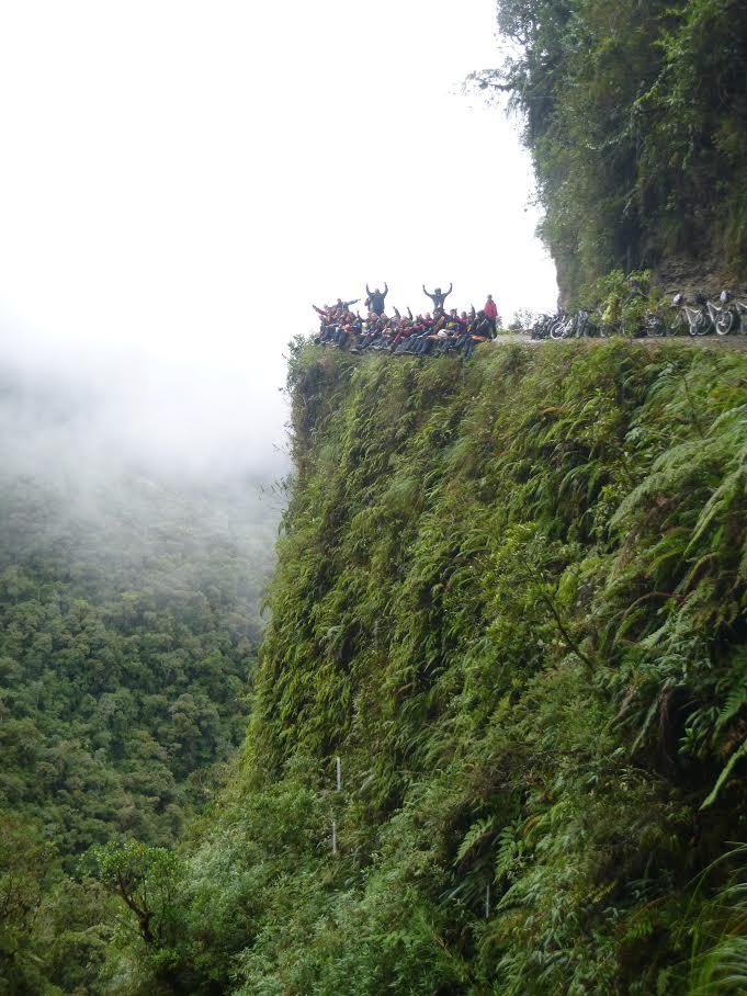 Ruta de la muerte, Bolivia