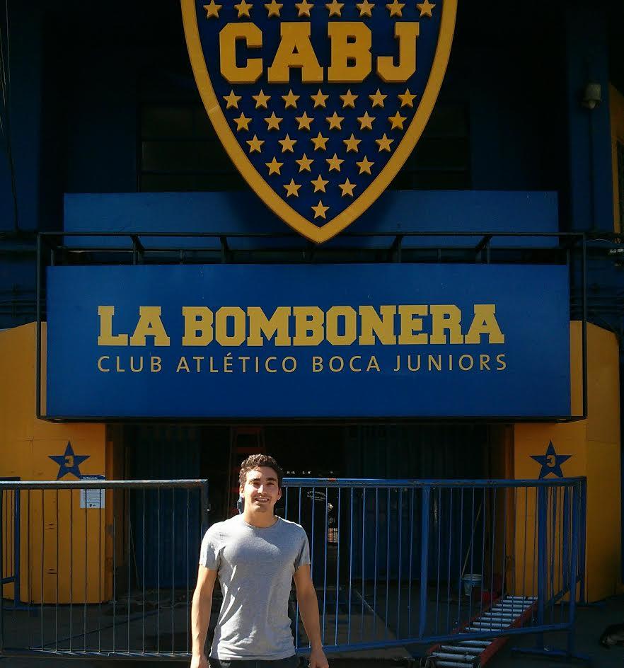 La Bombonera - La Boca, Buenos Aires