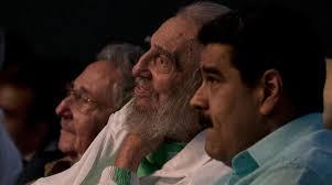 Fidel-Maduro