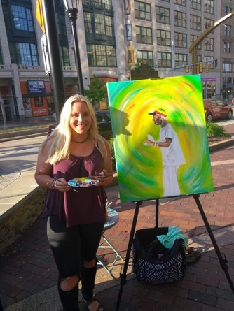 Kali Gibbons Local Artist
