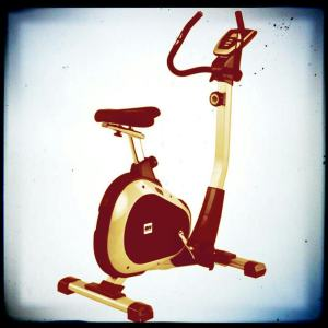 Bicicleta estática osteon