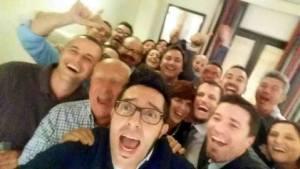 selfie congreso sefid 2014