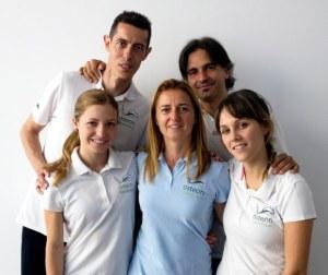 osteon equipo fisioterapeutas