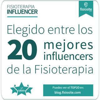 top influencer fisioterapia Carlos López cubas