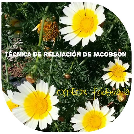 Técnica de relajación progresiva de Jacobson