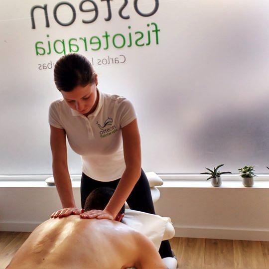 masaje terapeutico deportivo osteon