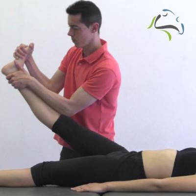 Elevación de la pierna recta carlos lopez cubas neurodinamica