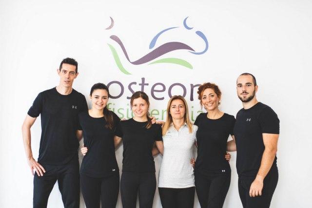 equipo osteon alaquas fisioterapia