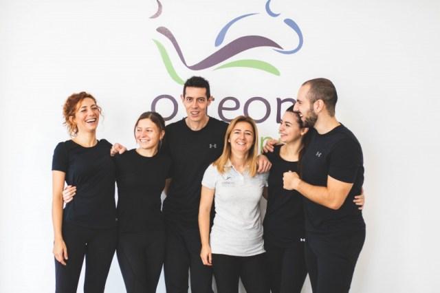 osteon equipo de fisioterapeutas