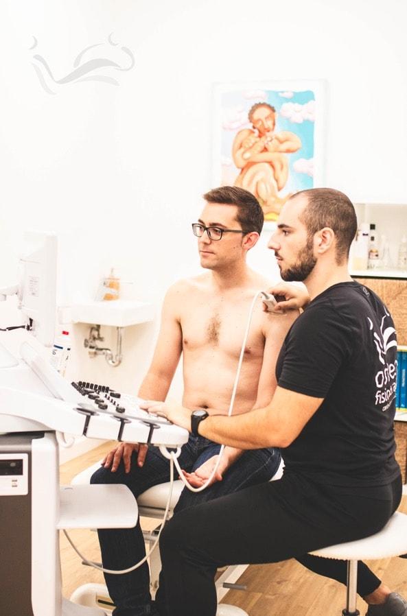 ecografia osteon fisioterapia