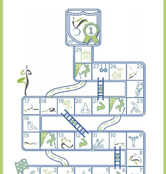 A movernos con el juego de la oca de OSTEON :)