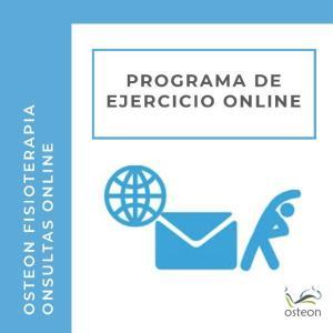 programa de ejercicio online