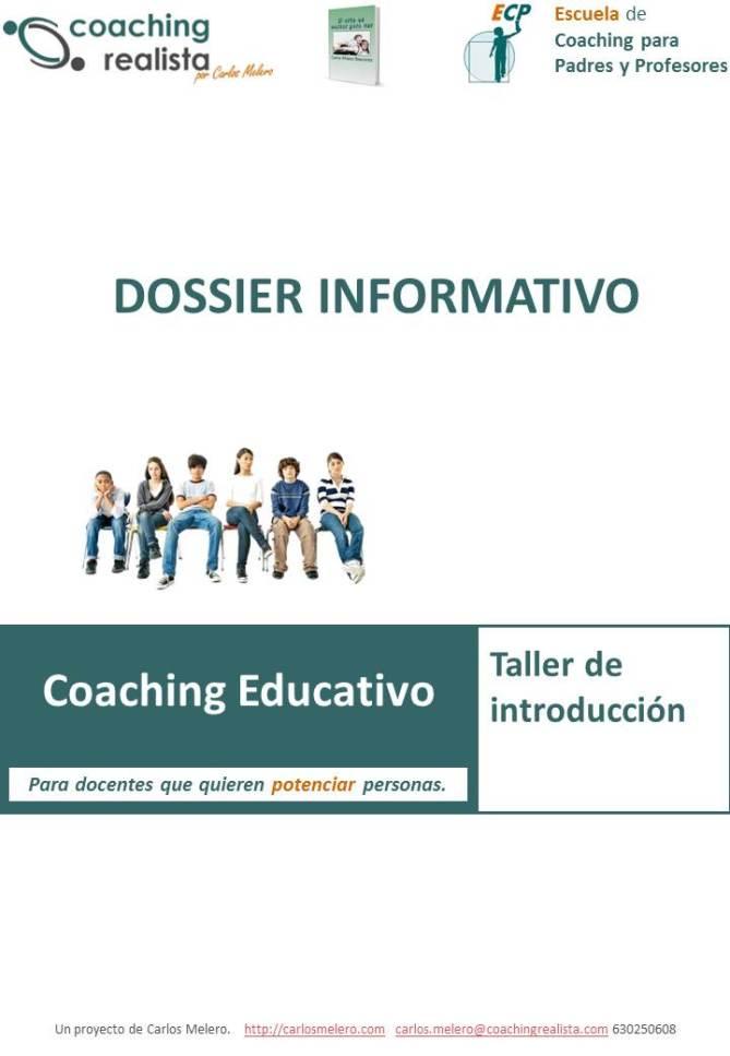 Coaching Educativo. Introduccion