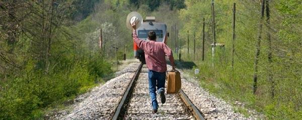 Coger el tren
