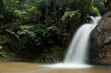 Cascada en Bukit Fraser's