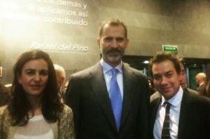 Con SSMM Felipe VI