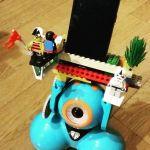 El peligro de juntar Lego, Robótica y Marketing :)