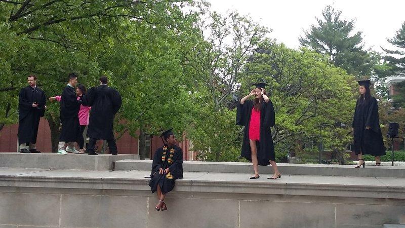 Fin de curso en Harvard