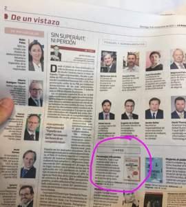 Carlos Rebate en La Razón