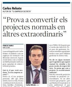 L'Economic Carlos Rebate