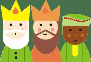 A sus majestades de oriente: Que el tiempo se detenga