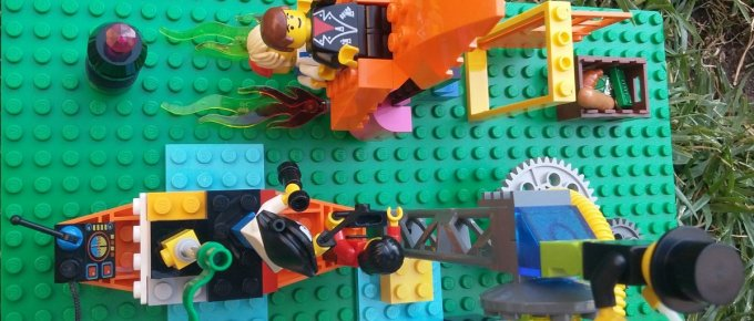 """<span class=""""authority-subtitle"""">Lego</span>LegoPoint: ¿Para qué usar PowerPoint si puedes usar Lego?"""