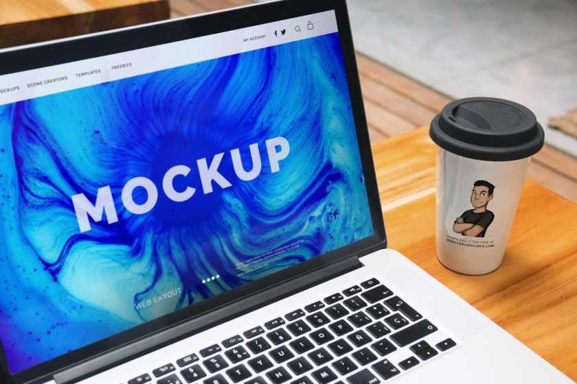 Macbook Pro Retina 15 Mockup 02