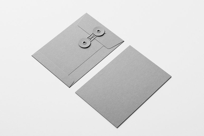Freebie Envelope Mockup