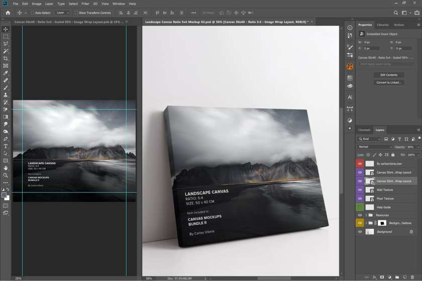 Landscape-Canvas-Ratio-5×4-Mockup-02-photoshop