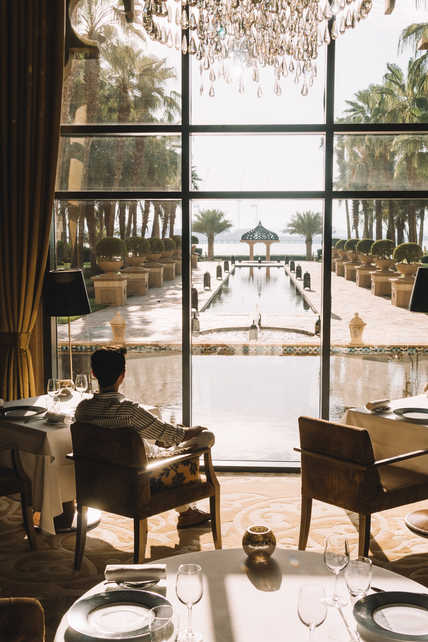 AN ARABIC EXPERIENCE: ONE&ONLY ROYAL MIRAGE DUBAI