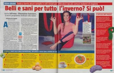 TV SORRISI - 29 Novembre 2014