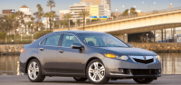 2011 Acura TSX Owners Manual