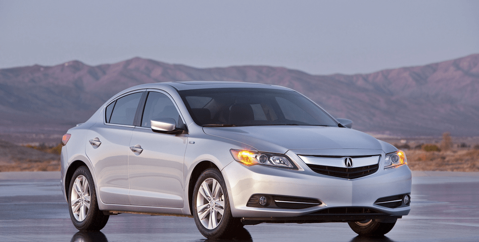 2013 Acura ILX Hybrid Owners Manual