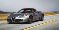 2016 Alfa Romeo 4C Spider Owners Manual