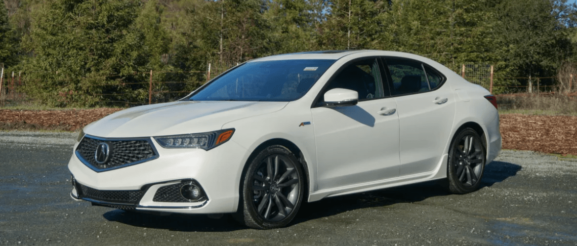 2018 Acura TLX Owners Manual