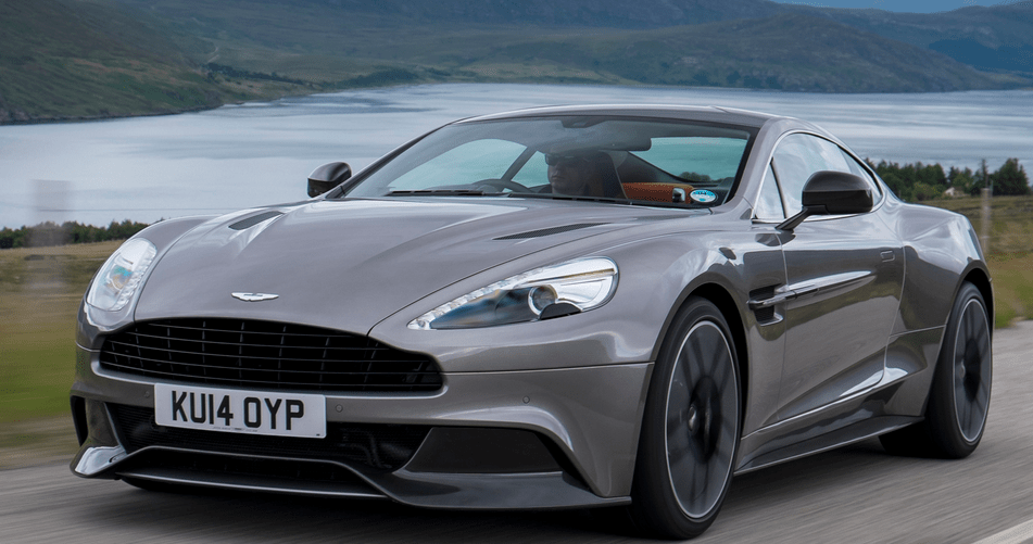 2014 Aston Martin Vanquish S Owners Manual