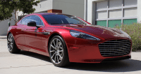 2015 Aston Martin Rapide S Owners Manual