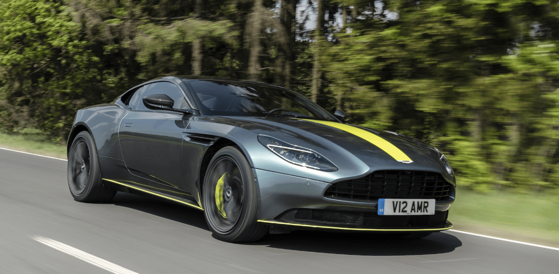 2019 Aston Martin DB11 Owners Manual