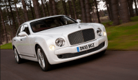 2012 Bentley Mulsanne Owners Manual